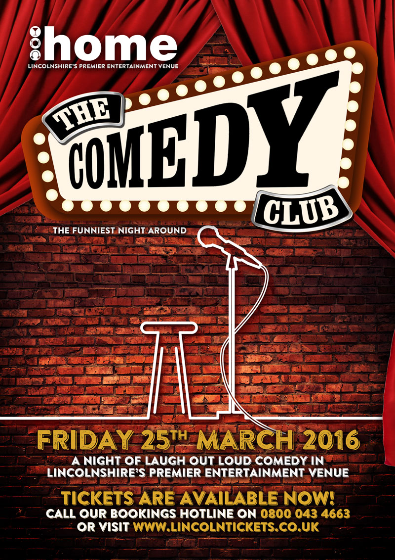 The Comedy Club (March 2016)