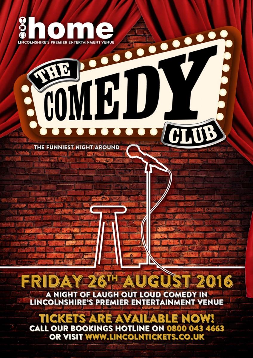 August Comedy Club