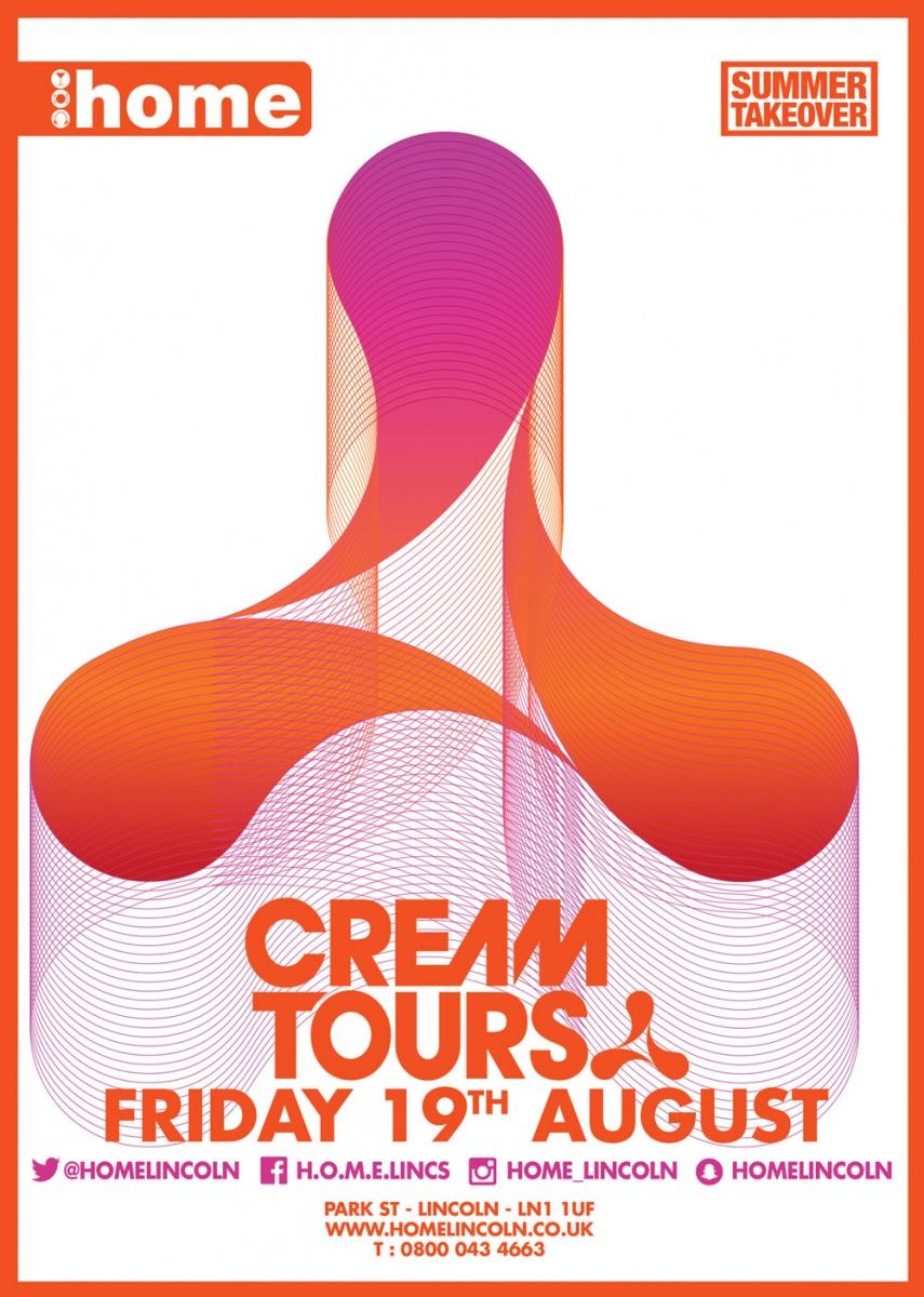 Cream - The Tour 2016