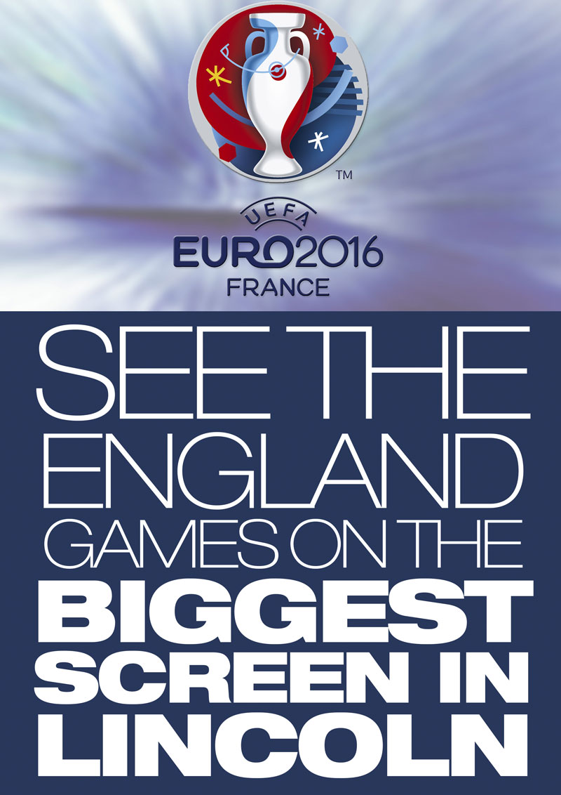 Footballs Coming Home. England vs Russia