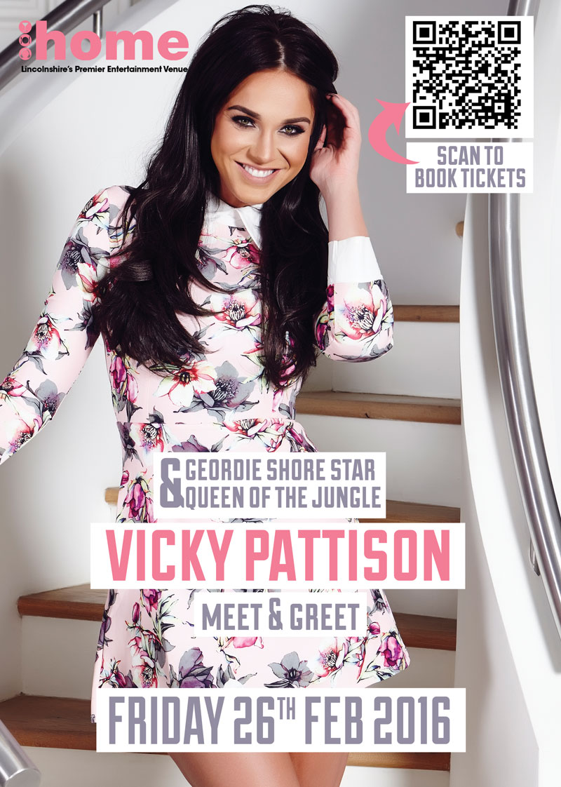 #LoveFridays with Vicky Pattison