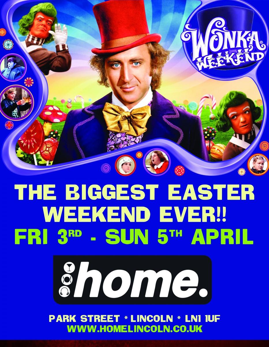 Wonka's BH Sunday Special