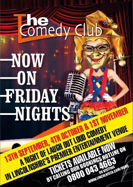 The Comedy Club