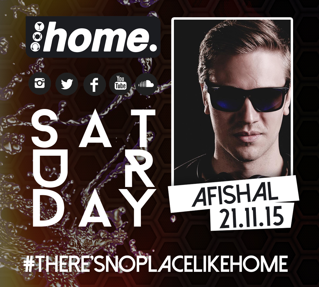 Essential Saturday With AFISHAL