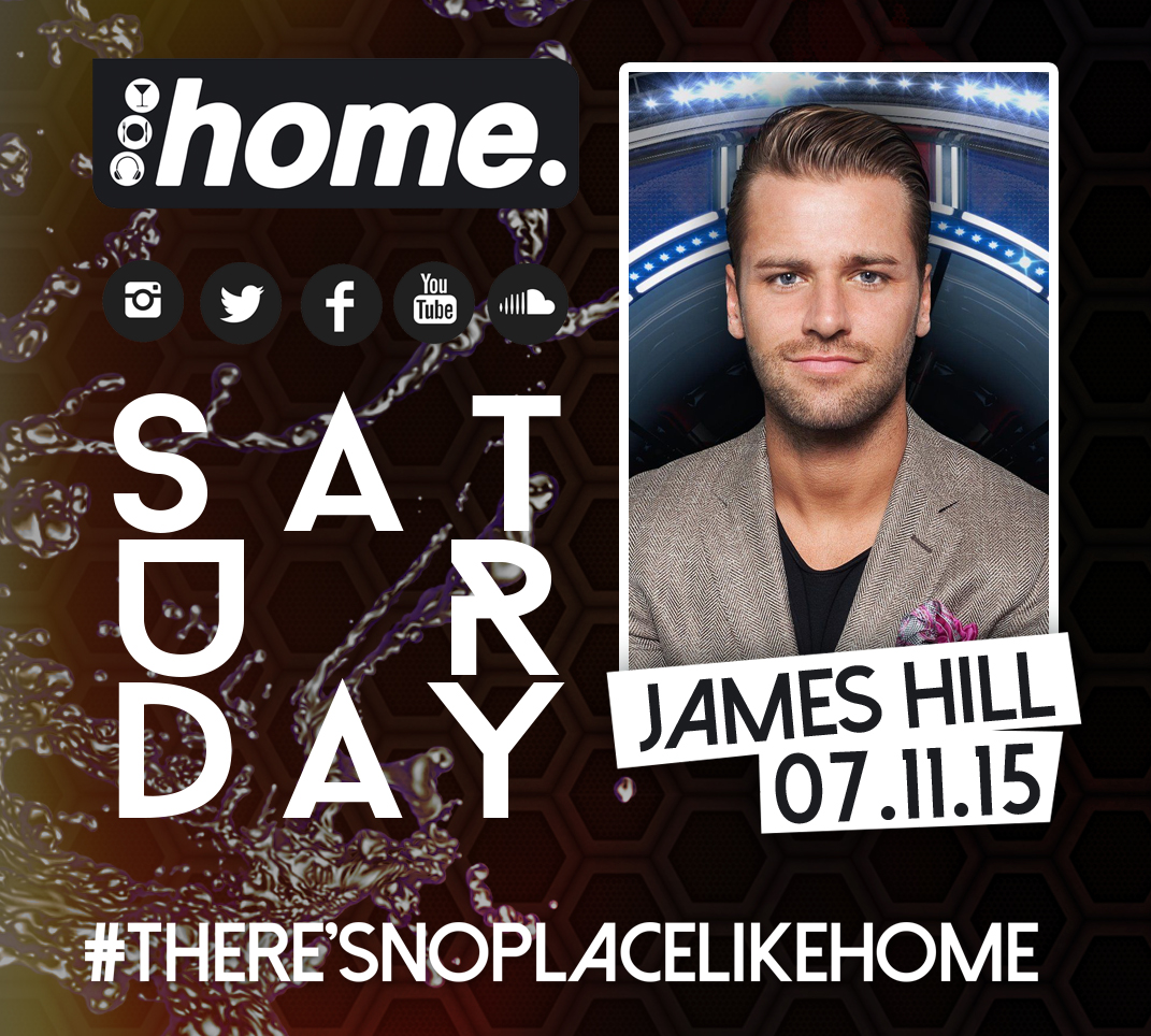 Essential Saturday with CBB's James Hill