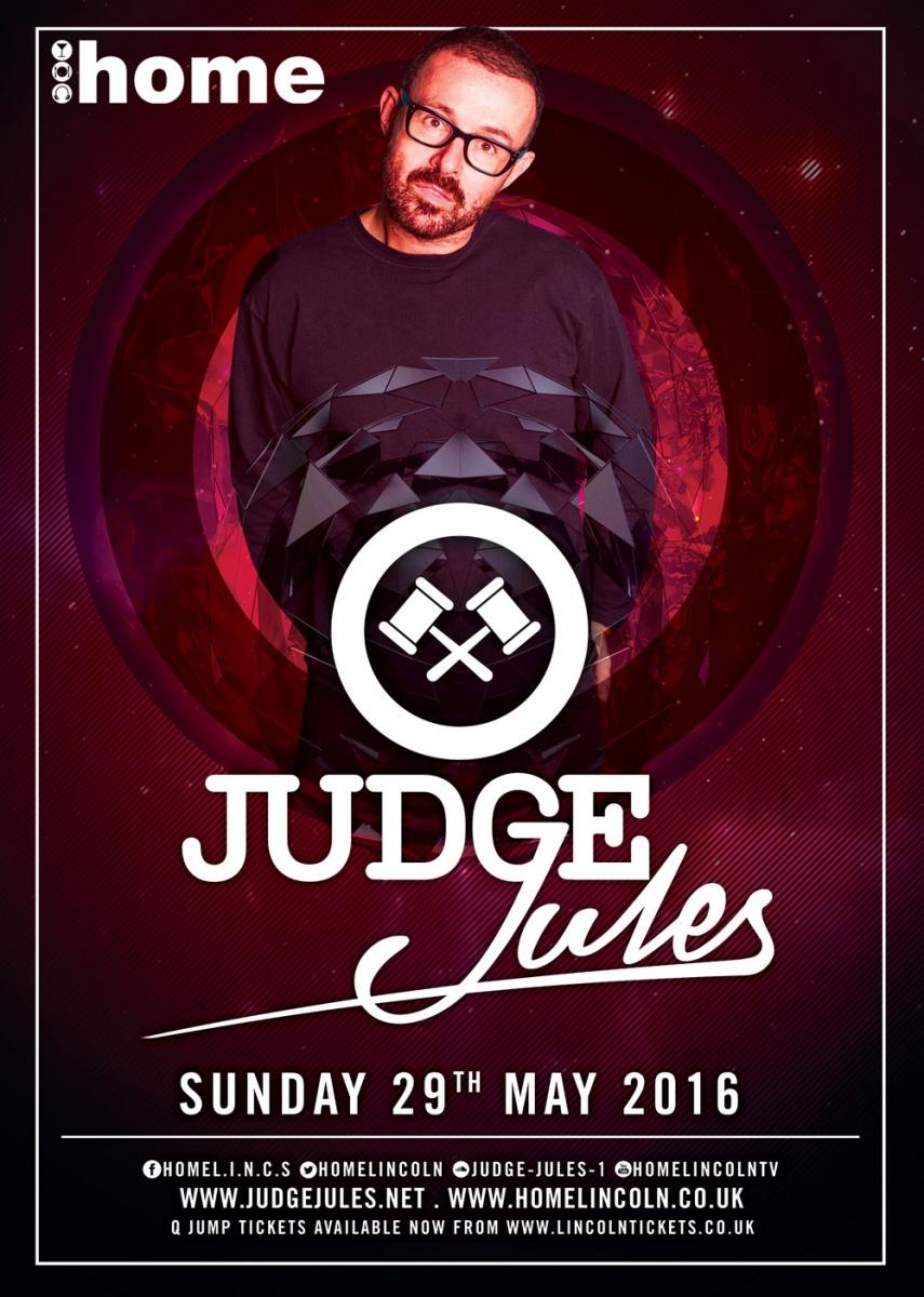 Judge Jules - Bank Holiday Sunday Special