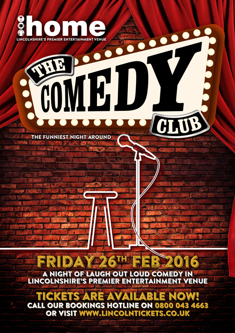 The Comedy Club (Feb 2016)